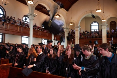 Middlebury College 2017 Feb Celebration Saturday 02/04/2017