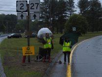 Rt 2 volunteers